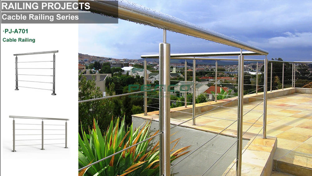 Cable Railing Installation