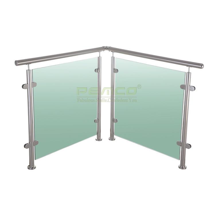 Glass Balustrade System